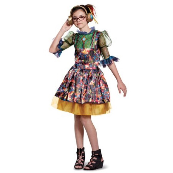 77972d7f13fd Descendants 2 Girls Dizzy Halloween Costume